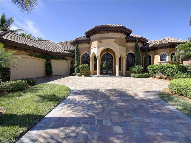 7773 Classics Dr, Naples, FL 34113 (#216013316) :: Homes and Land Brokers, Inc