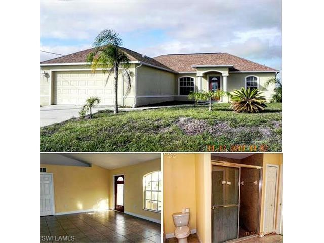364 SW Pinafore Ave, Lehigh Acres, FL 33974 (MLS #216014130) :: The New Home Spot, Inc.