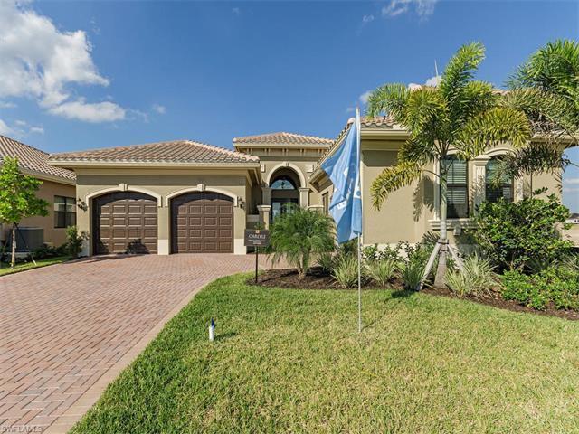 4309 Caldera Cir, Naples, FL 34119 (#216015419) :: Homes and Land Brokers, Inc