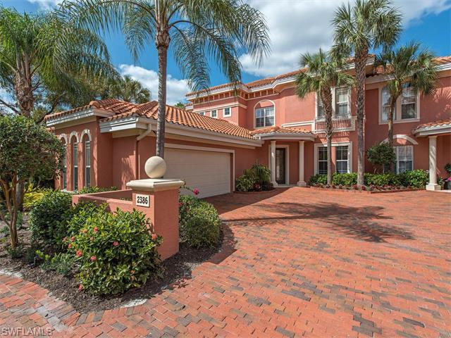 2386 Terra Verde Ln #2386, Naples, FL 34105 (MLS #216016269) :: The New Home Spot, Inc.