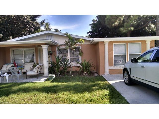 4081 Springs Ln, Bonita Springs, FL 34134 (MLS #216016299) :: The New Home Spot, Inc.