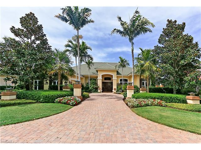 6939 Greentree Dr, Naples, FL 34108 (#216016784) :: Homes and Land Brokers, Inc