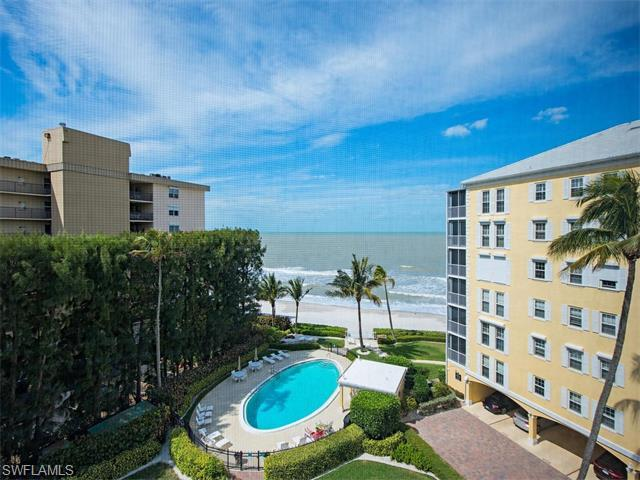 3483 Gulf Shore Blvd N #504, Naples, FL 34103 (#216020140) :: Homes and Land Brokers, Inc