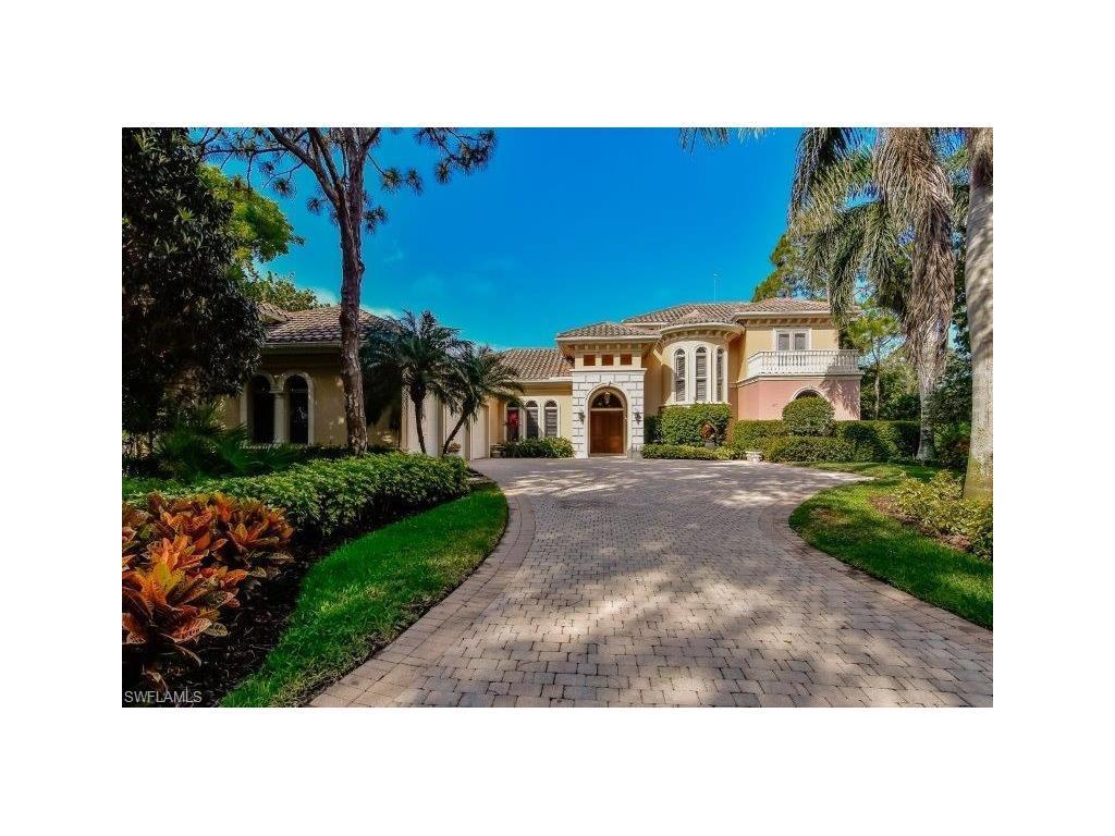 873 Barcarmil Way, Naples, FL 34110 (MLS #216028758) :: The New Home Spot, Inc.