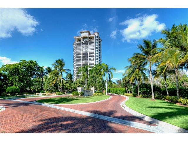 8787 Bay Colony Dr #605, Naples, FL 34108 (MLS #216031050) :: The New Home Spot, Inc.