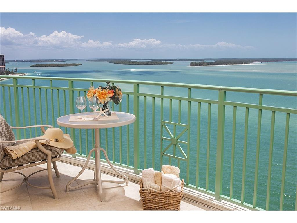 970 Cape Marco Dr #1402, Marco Island, FL 34145 (MLS #216031793) :: The New Home Spot, Inc.