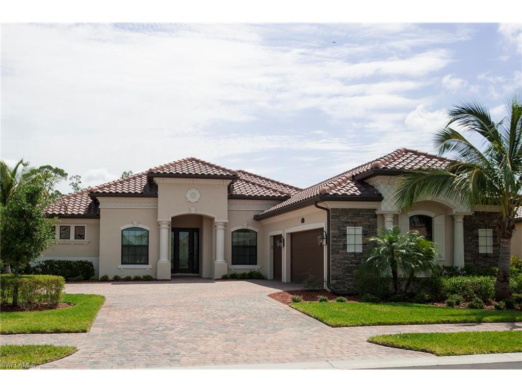 9522 Firenze Cir, Naples, FL 34113 (MLS #216033271) :: The New Home Spot, Inc.