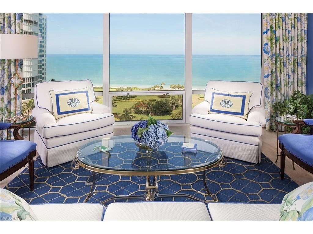 4201 Gulf Shore Blvd N #1402, Naples, FL 34103 (MLS #216034888) :: The New Home Spot, Inc.