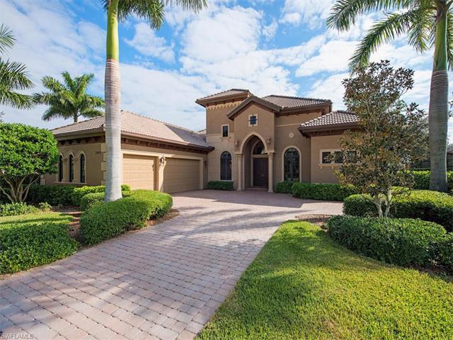 7448 Byrons Way, Naples, FL 34113 (#216036768) :: Homes and Land Brokers, Inc