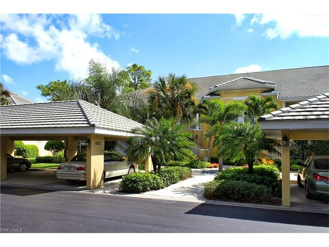 1920 Willow Bend Cir 1-101, Naples, FL 34109 (MLS #216037105) :: The New Home Spot, Inc.