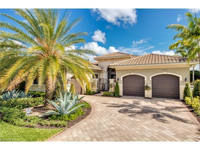 3629 Santaren Ct, Naples, FL 34119 (MLS #216043380) :: The New Home Spot, Inc.
