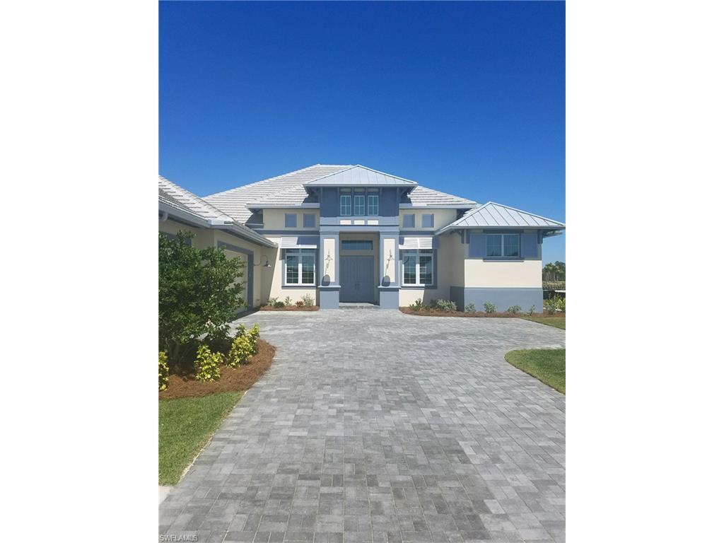 6270 Lightbourn Way Lightbourn Way, Naples, FL 34113 (MLS #216044783) :: The New Home Spot, Inc.