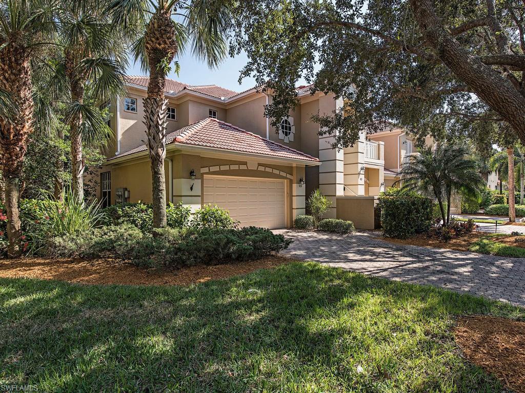 2380 Mont Claire Dr #101, Naples, FL 34109 (MLS #216050881) :: The New Home Spot, Inc.