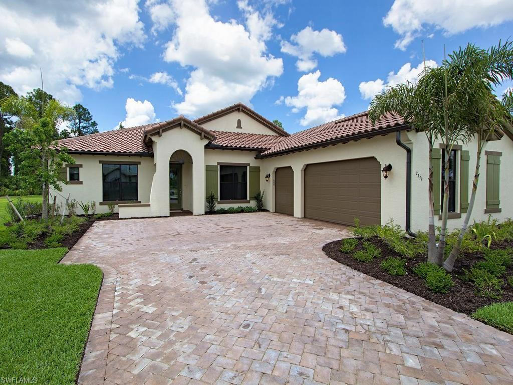 2339 Somerset Pl, Naples, FL 34120 (MLS #216051549) :: The New Home Spot, Inc.