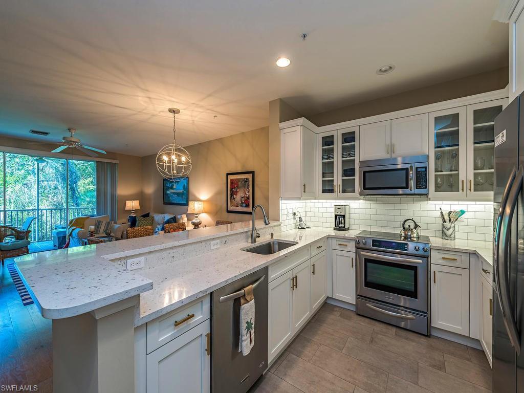 3491 Pointe Creek Ct #204, Bonita Springs, FL 34134 (MLS #216052231) :: The New Home Spot, Inc.