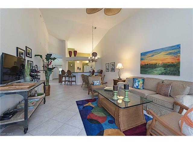 7750 Pebble Creek Cir #304, Naples, FL 34108 (MLS #216054549) :: The New Home Spot, Inc.