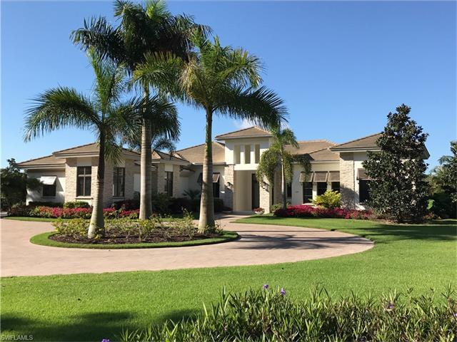 6195 Highcroft Dr, Naples, FL 34119 (#216054804) :: Homes and Land Brokers, Inc