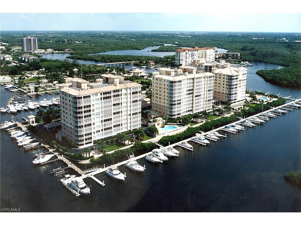 445 Dockside Dr #404, Naples, FL 34110 (#216056015) :: Homes and Land Brokers, Inc