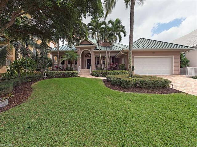 180 Egret Ave, Naples, FL 34108 (MLS #216058319) :: The New Home Spot, Inc.