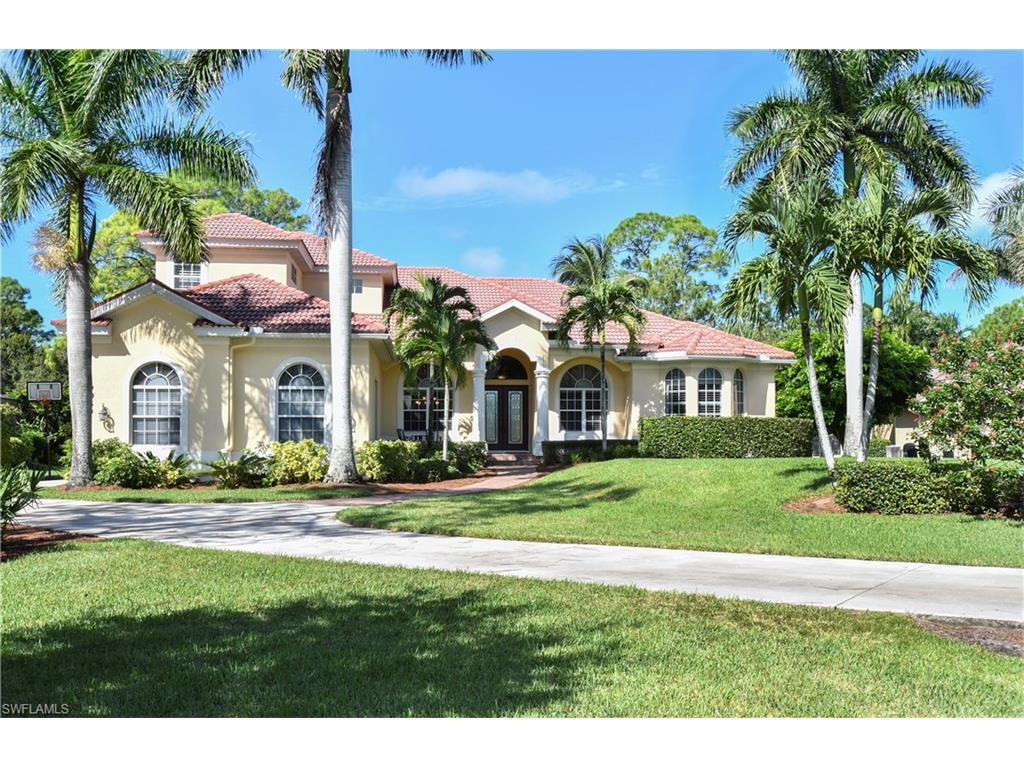 9069 The Ln, Naples, FL 34109 (MLS #216058750) :: The New Home Spot, Inc.