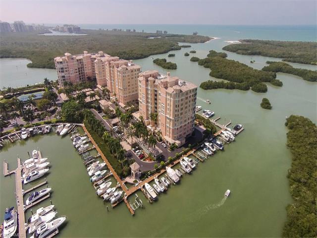 435 Dockside Dr A-304, Naples, FL 34110 (MLS #216060285) :: The New Home Spot, Inc.