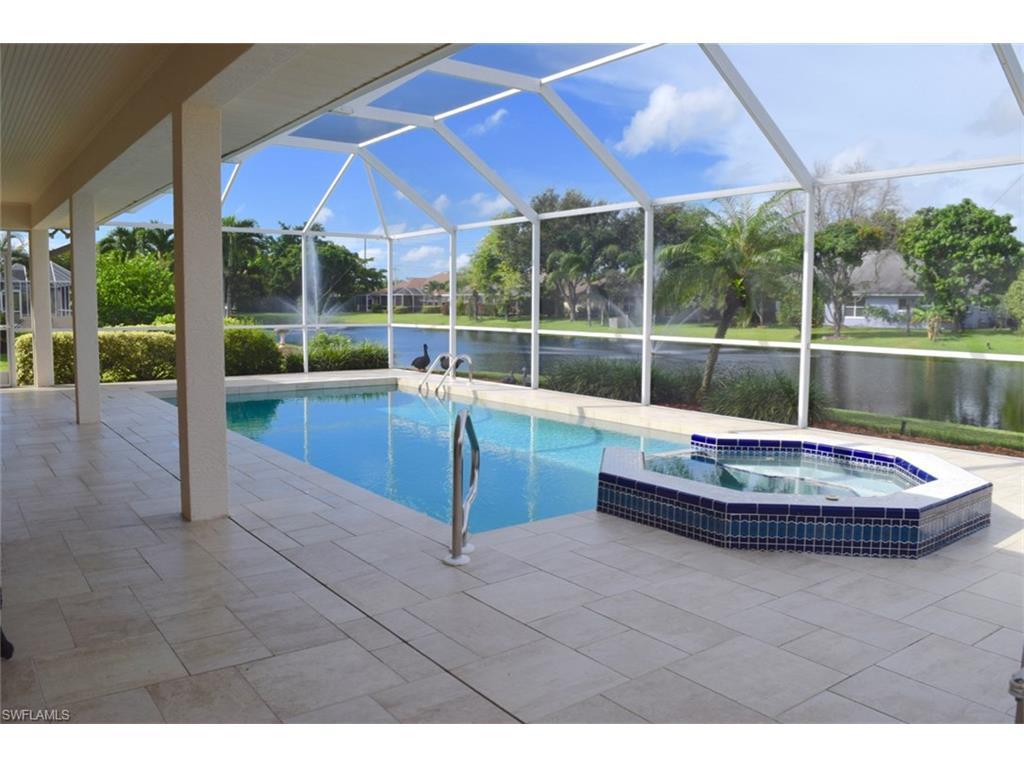 11129 Palmetto Ridge Dr, Naples, FL 34110 (MLS #216061749) :: The New Home Spot, Inc.