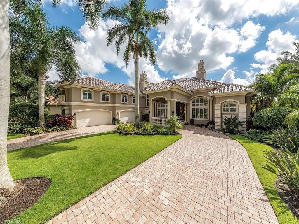 2572 Escada Dr, Naples, FL 34109 (#216062160) :: Homes and Land Brokers, Inc