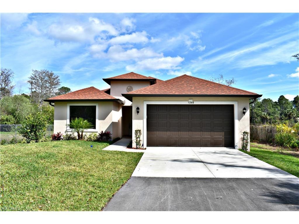 1260 8th St NE, Naples, FL 34120 (MLS #216062710) :: The New Home Spot, Inc.