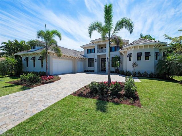 626 Binnacle Dr, Naples, FL 34103 (#216062820) :: Homes and Land Brokers, Inc