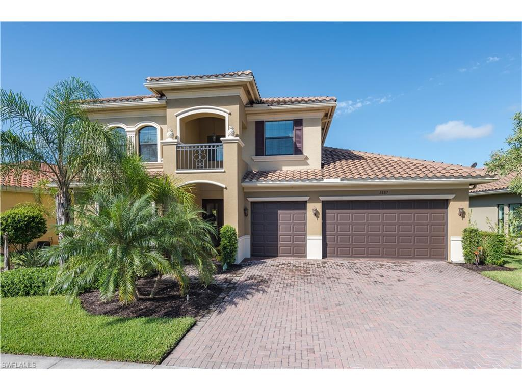 3887 Gibralter Dr, Naples, FL 34119 (#216063112) :: Homes and Land Brokers, Inc