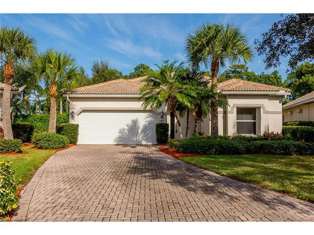 287 Glen Eagle Cir, Naples, FL 34104 (MLS #216063162) :: The New Home Spot, Inc.