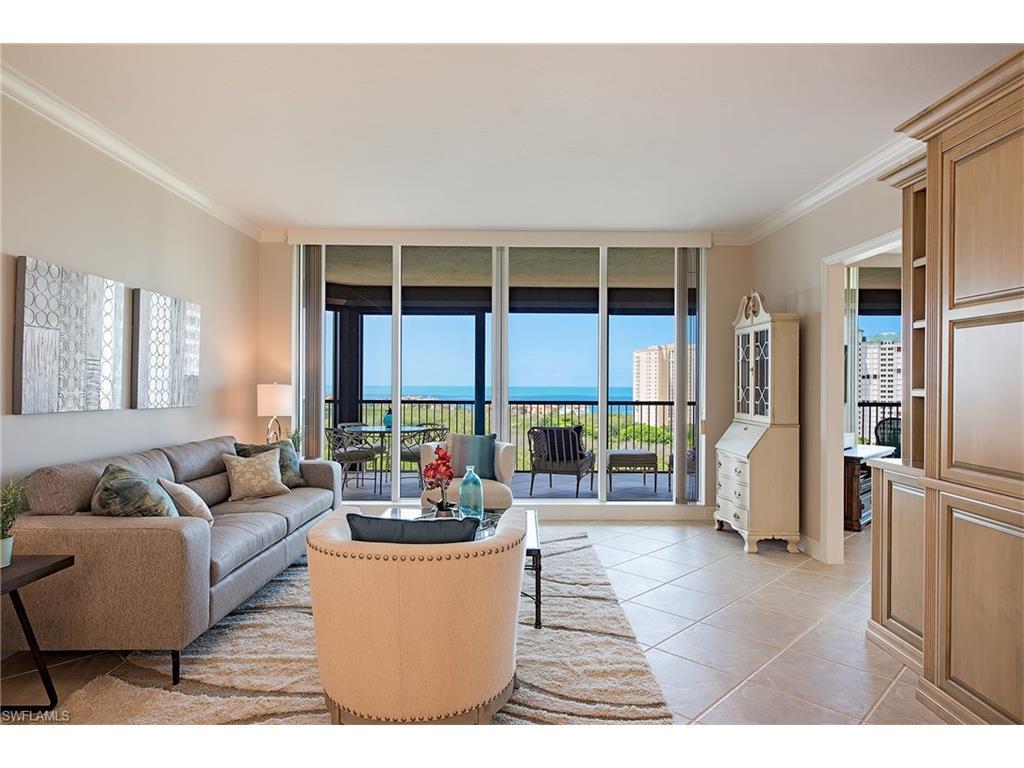8960 Bay Colony Dr #1203, Naples, FL 34108 (MLS #216063773) :: The New Home Spot, Inc.