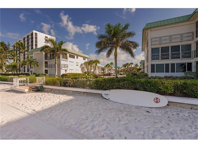 6500 Estero Blvd F114, Fort Myers Beach, FL 33931 (MLS #216064260) :: The New Home Spot, Inc.