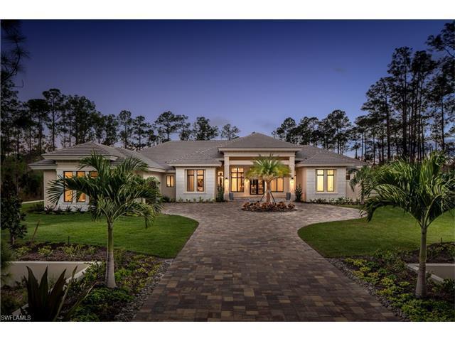 4501 Club Estates Dr, Naples, FL 34112 (MLS #217002219) :: The New Home Spot, Inc.