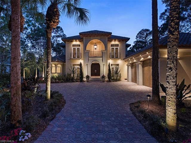837 Barcarmil Way, Naples, FL 34110 (#217004611) :: Homes and Land Brokers, Inc