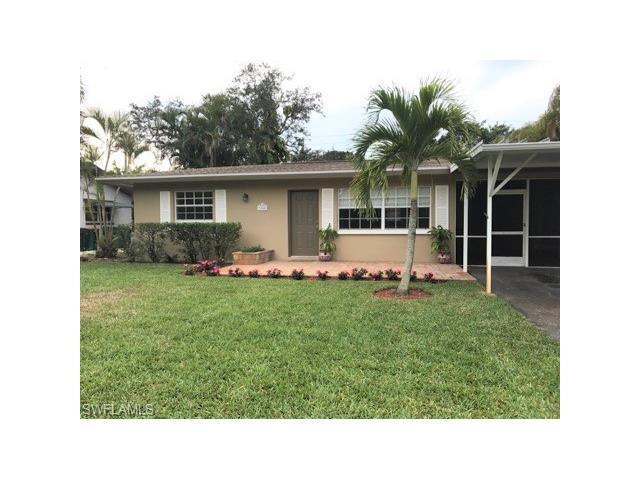 1264 Hilltop Dr, Naples, FL 34103 (#217012498) :: Homes and Land Brokers, Inc