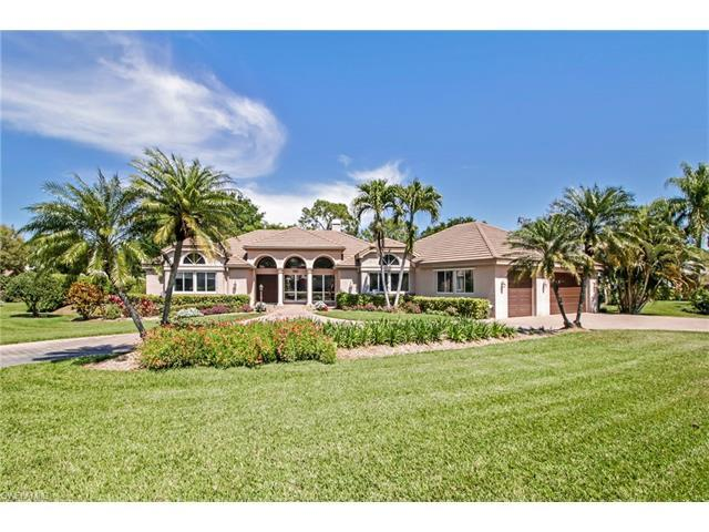 2025 Laguna Way, Naples, FL 34109 (#217017721) :: Homes and Land Brokers, Inc