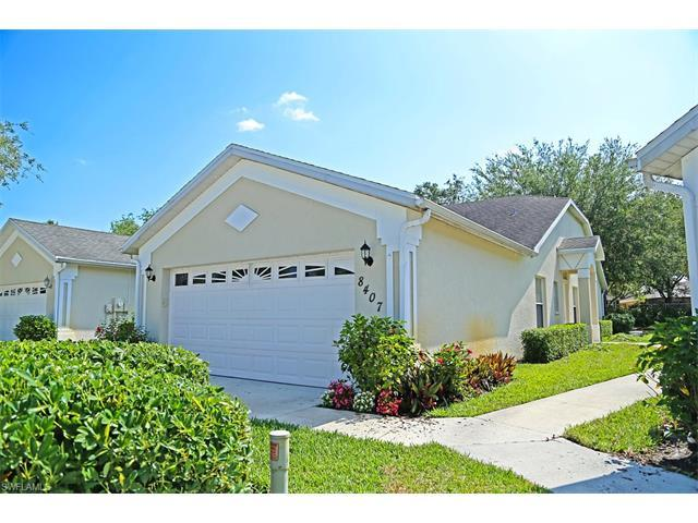 8407 Ibis Cove Cir A-168, Naples, FL 34119 (MLS #217022224) :: The New Home Spot, Inc.