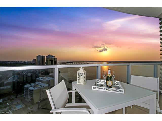 3000 Oasis Grand Blvd #2201, Fort Myers, FL 33916 (MLS #217032364) :: The New Home Spot, Inc.