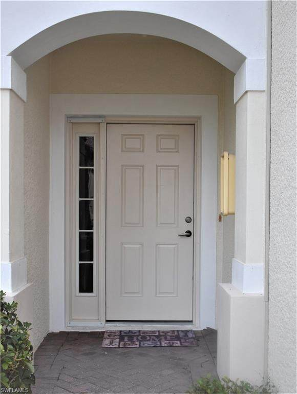 1001 Hampton Cir #124, Naples, FL 34105 (MLS #220067167) :: NextHome Advisors