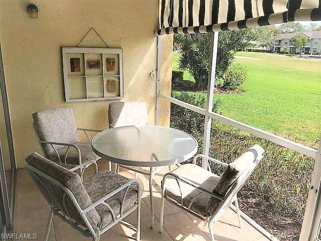 1083 Forest Lakes Dr #104, Naples, FL 34105 (MLS #221023326) :: Tom Sells More SWFL | MVP Realty