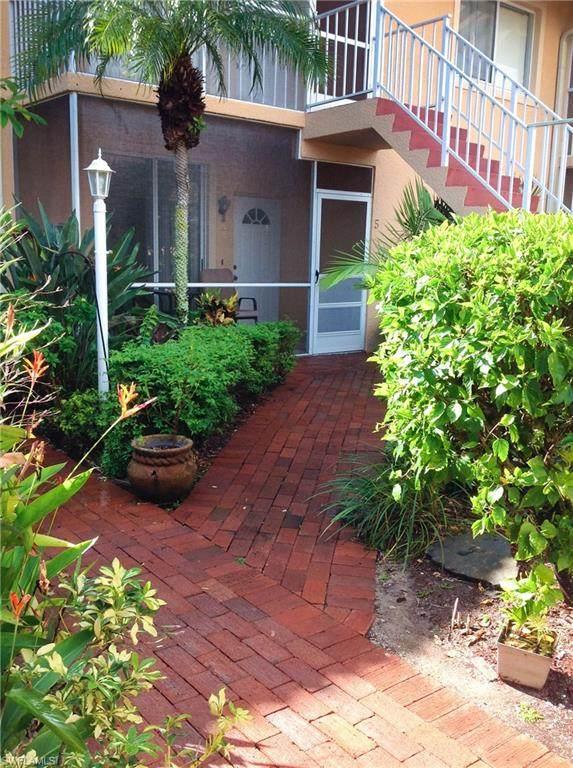 1635 Windy Pines Dr #5, Naples, FL 34112 (#221068445) :: Earls / Lappin Team at John R. Wood Properties