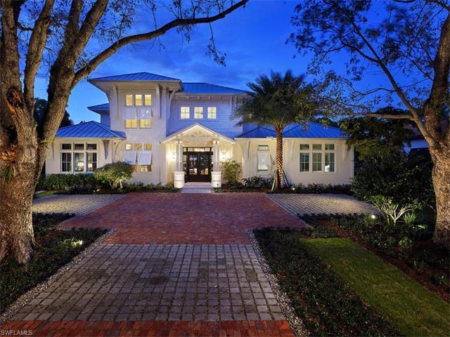 271 1st Ave N, Naples, FL 34102 (MLS #215027877) :: The New Home Spot, Inc.