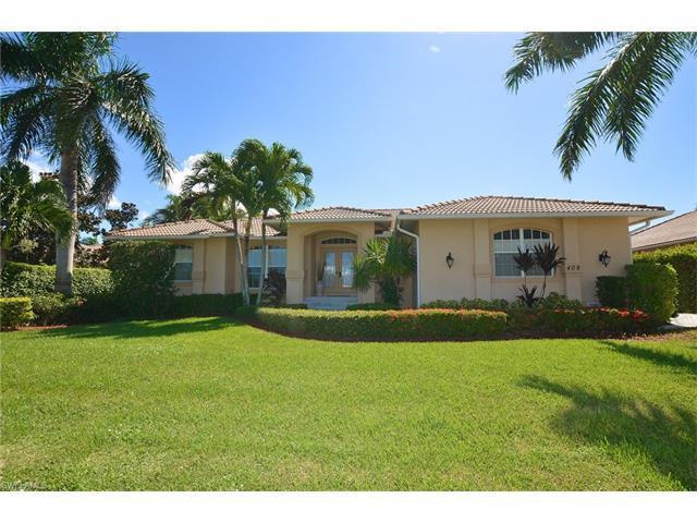 409 Adirondack Ct, Marco Island, FL 34145 (MLS #215030604) :: The New Home Spot, Inc.