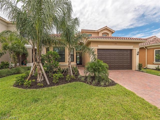 2785 Cinnamon Bay Cir, Naples, FL 34119 (#215064606) :: Homes and Land Brokers, Inc