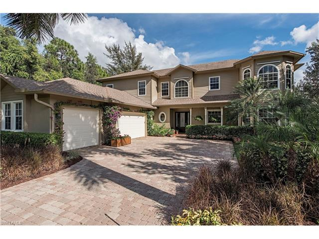 2839 Coach House Way, Naples, FL 34105 (#215067512) :: Homes and Land Brokers, Inc