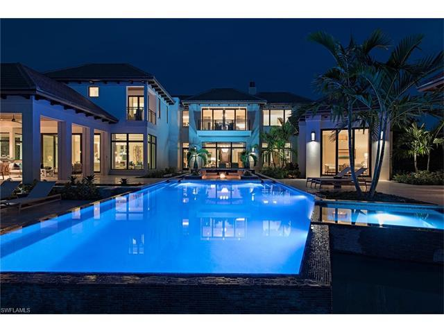 3750 Rum Row, Naples, FL 34102 (#216004706) :: Homes and Land Brokers, Inc