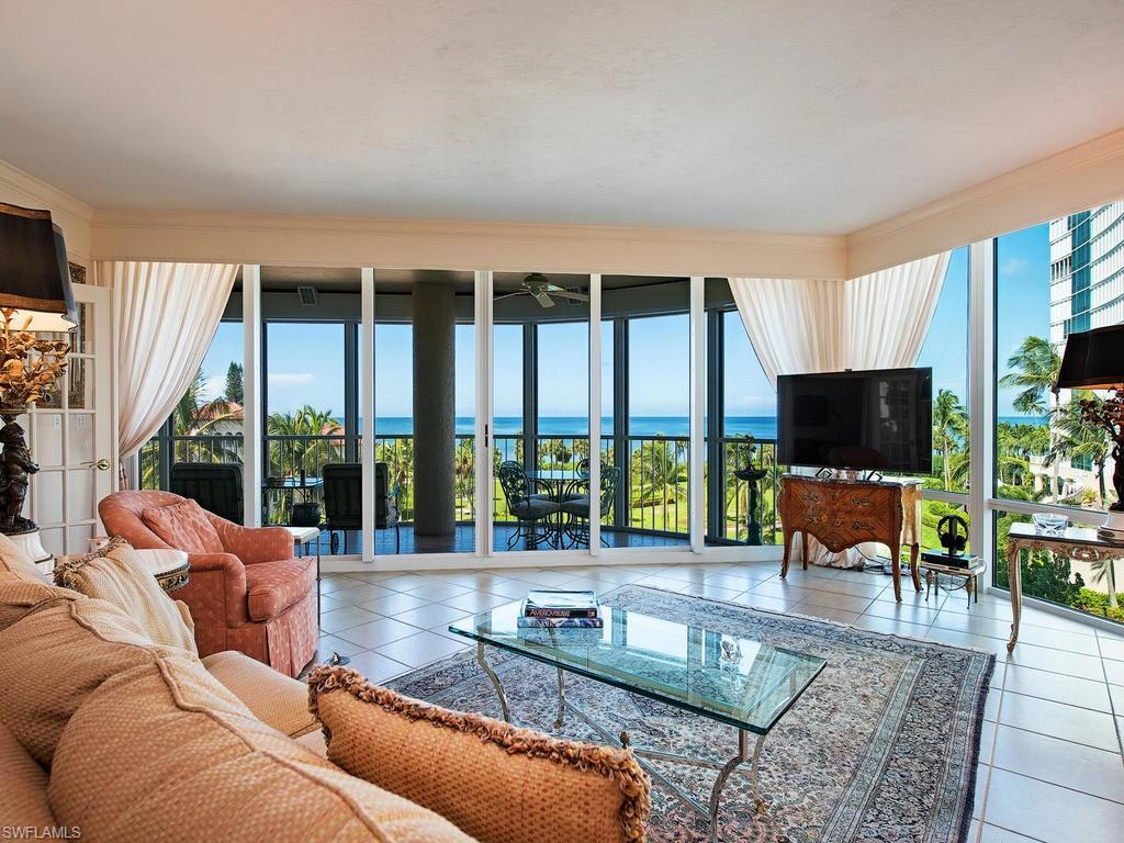 3971 Gulf Shore Blvd N #503, Naples, FL 34103 (#216009816) :: Homes and Land Brokers, Inc
