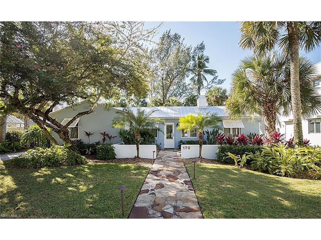 170 14th Ave S, Naples, FL 34102 (MLS #216011551) :: The New Home Spot, Inc.