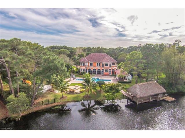 145 Caribbean Ct, Naples, FL 34108 (#216012278) :: Homes and Land Brokers, Inc